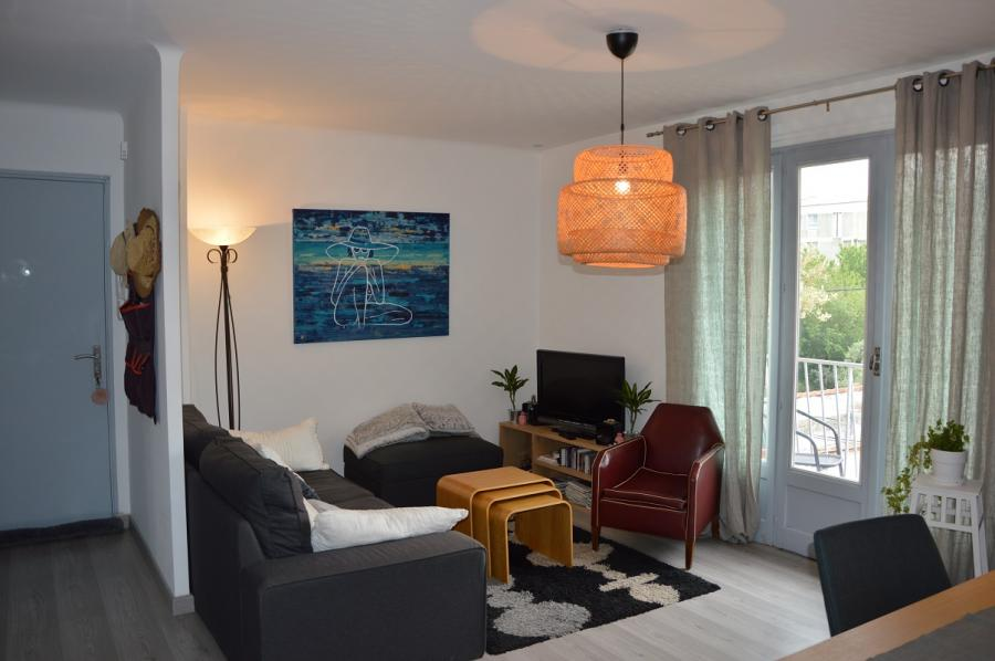 Appartement T3 de 68 m² avec 2 parkings + 2 caves